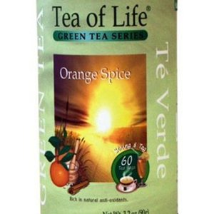 Orange Spice from Tea of Life