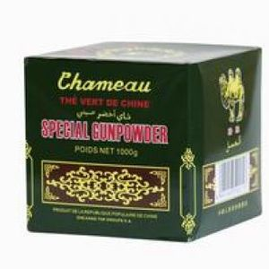 Special Gunpowder Green from Camel