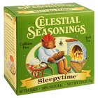 Sleepy time tea from Celestial Seasonings