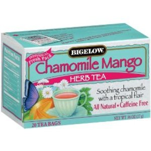 Chamomile Mango from Bigelow