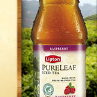 Lipton PureLeaf Tea: Iced Tea with Raspberry from Lipton