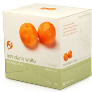 Mandarin White from Adagio Teas