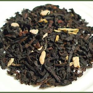 Peach with Ginger Black Tea from Zen Tara Tea