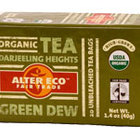 Green Dew Organic Tea Darjeeling Heights from Alter Eco Fair Trade