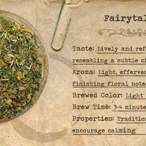 Fairytale Tea from Mountain Rose Herbs