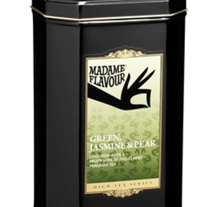 Green, Jasmine &amp; Pear from Madame Flavour