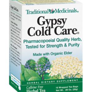 Gypsy Cold Care from Traditional Medicinals
