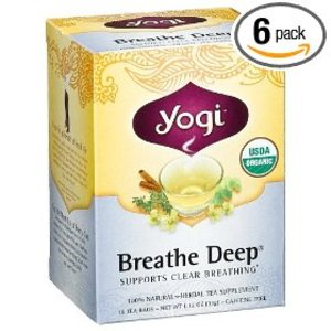 Breathe Deep from Yogi Tea