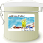 A Green Chiller from Adagio Teas