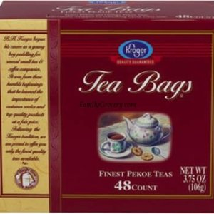 Finest Pekoe Teas from Kroger Private Selection