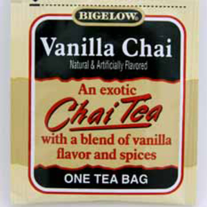 Vanilla Chai from Bigelow