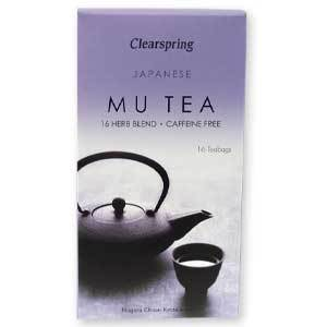 Japanese Mu Tea from Clearspring