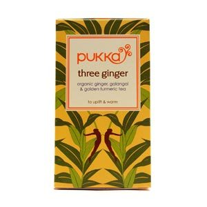 Three Ginger from Pukka
