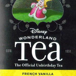 French Vanilla Tea from Disney Wonderland Tea