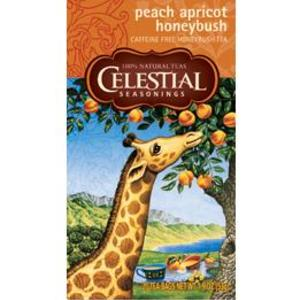 Peach Apricot Honeybush Tea from Celestial Seasonings