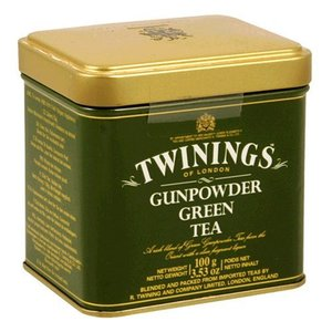 Gunpowder Green (loose leaf) from Twinings