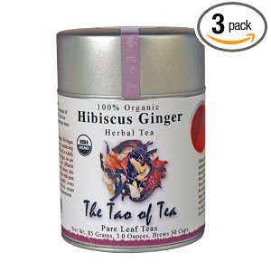 Hibiscus Ginger from The Tao of Tea