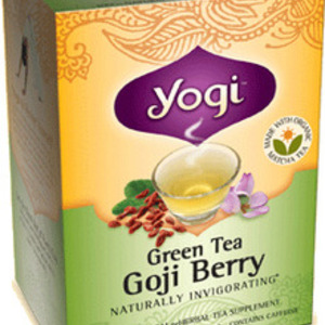 Green Goji Berry from Yogi Tea