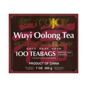 Wuyi Oolong from foojoy