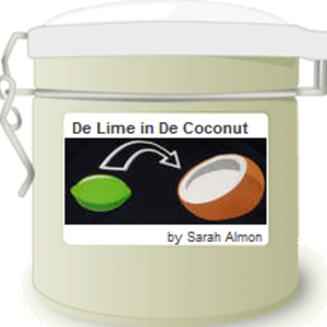De Lime in De Coconut from Adagio Teas