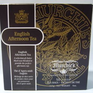 English Afternoon from Murchie&#x27;s Tea &amp; Coffee