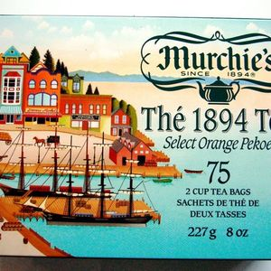 The 1894 Tea from Murchie's Tea & Coffee