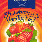Strawberry and Vanilla Fool from London Fruit & Herb Teas