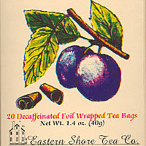 Plum Good Tea from Eastern Shore Tea Company