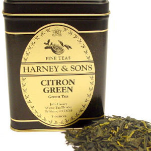 Citron Green from Harney & Sons