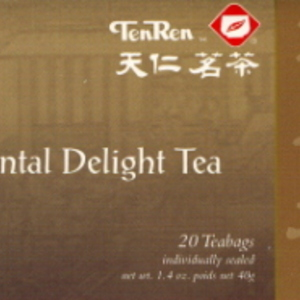 Oriental Delight from Ten Ren