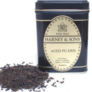 Aged Pu-erh from Harney & Sons