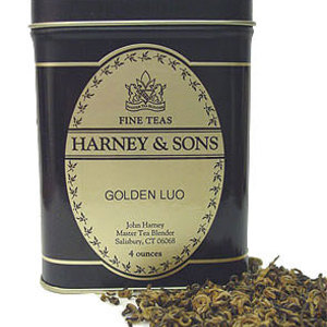 Golden Luo from Harney &amp; Sons
