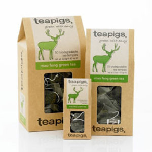 Mao Feng Green Tea from Teapigs