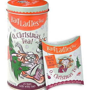 Oh, Christmas Tea from Bag Ladies Tea