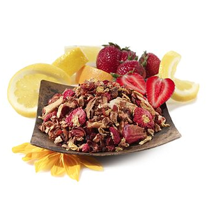 Strawberry Lemonade Herbal Tea from Teavana