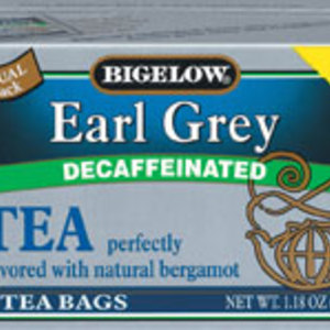 Earl Grey Decaf from Bigelow