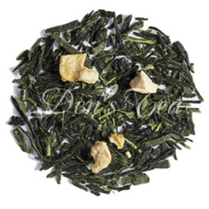 Apple Sencha from Den's Tea