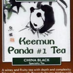 Keemun Panda #1 from Metropolitan Tea Company