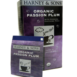 Organic Passion Plum from Harney & Sons
