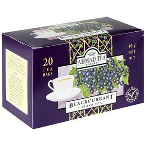 Black Currant from Ahmad Tea