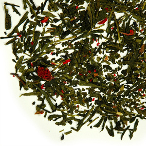 Pomegranate Green from Teaopia