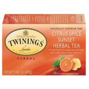 Citrus Spice Sunset from Twinings