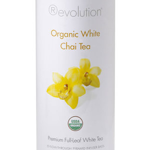 White Chai Tea from Revolution Tea