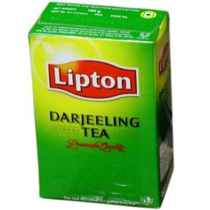 Finest Darjeeling from Lipton