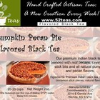 Pumpkin Pecan Pie Flavored Black from 52teas
