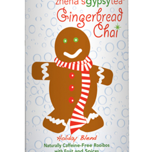 Gingerbread Chai from Zhena's Gypsy Tea