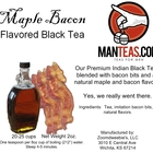 Maple Bacon from Man Teas