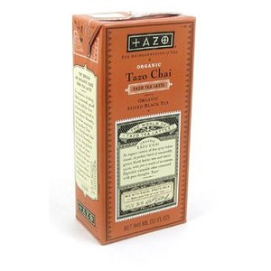 Organic Chai Concentrate from Tazo