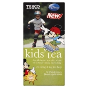 Tesco Disney kids' tea from Tesco