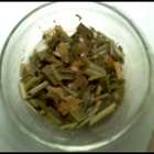Organic Lemon Ginger Green Tea from Teas Etc